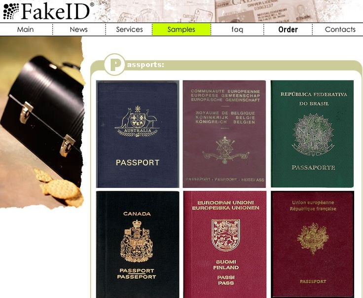 Airlines Are Terrible at Detecting Fake and Stolen Passports | VICE | Canada