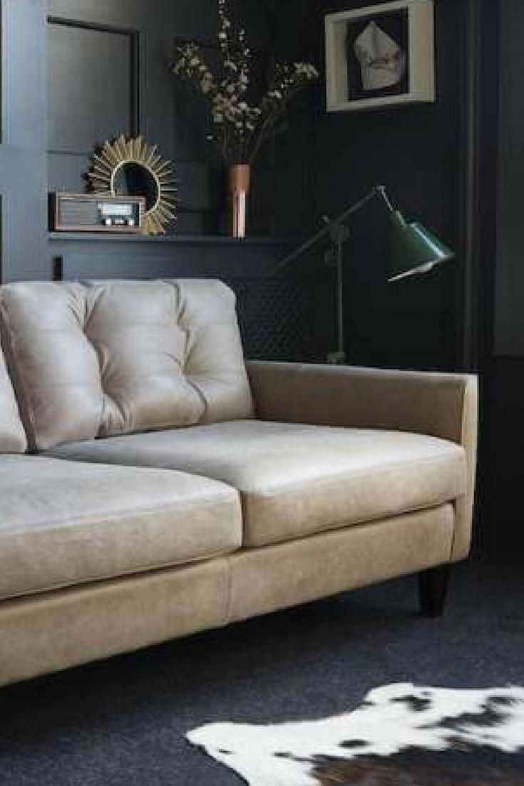 Leather Sofas Don T Have To Old And Boring Beautiful Neutral Shades Combined With Luxury Leat Modern Leather Sofa Best Leather Sofa Contemporary Leather Sofa