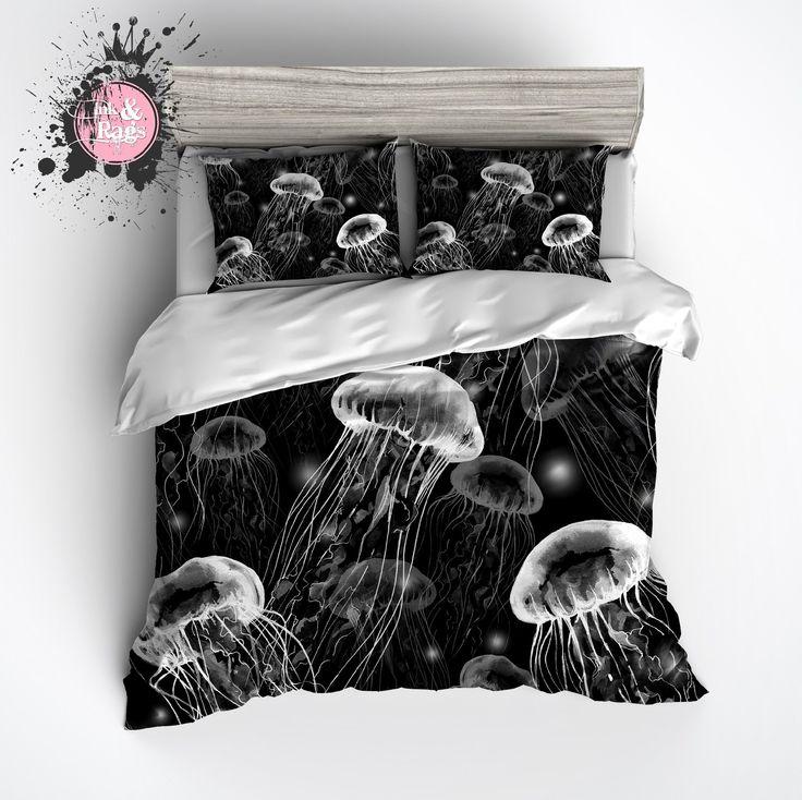 Die besten 25+ Black bedding sets Ideen auf Pinterest - luxus bettwasche kylie minogue