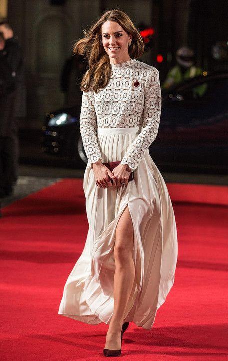 Elegancka księżna Kate. Najpiękniejsze stylizacje Kate Middleton