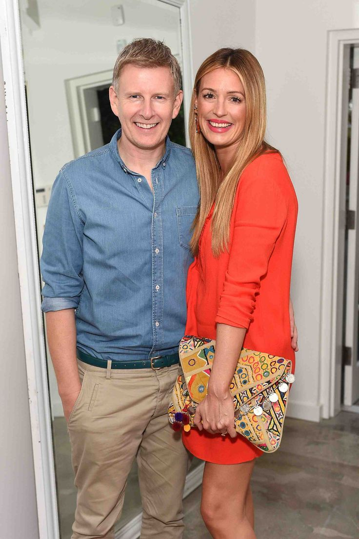 It's a Boy!: Cat Deeley Welcomes First Baby With Husband Patrick Kielty