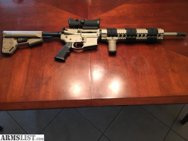 ARMSLIST - For Sale: AR 15 300 Blackout