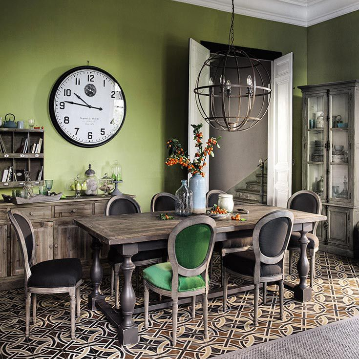 1000 id es sur le th me salle manger shabby chic sur pinterest shabby chi - Decoration interieur maison du monde ...