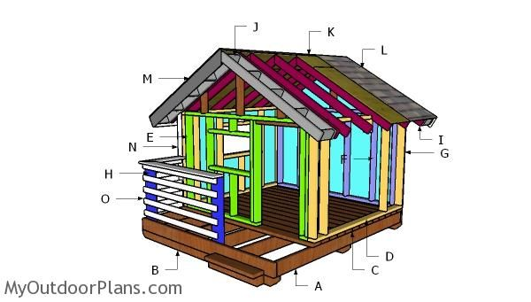 85 best images about free playhouse plans on pinterest for Playhouse with garage plans