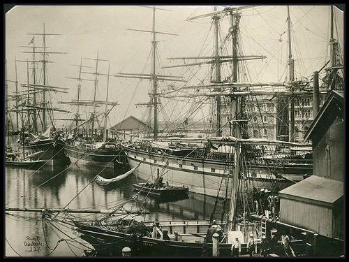Port+Adelaide+1886
