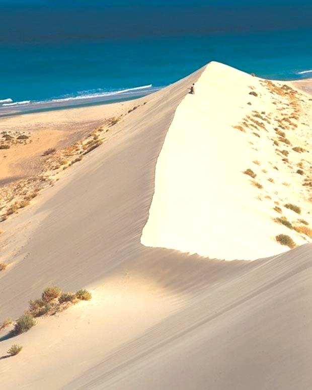 Risco del paso, Fuerteventura