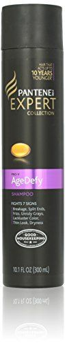 Pantene ProV Expert Collection Agedefy Shampoo 101 Fl Oz -- You can find more details by visiting the image link.