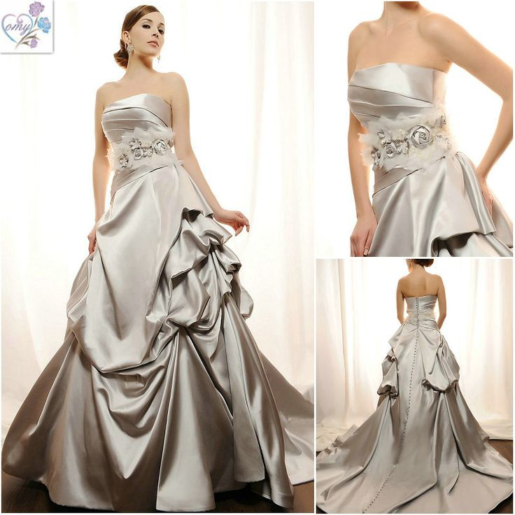 204 best silver grey wedding dresses images on pinterest silver wedding dress bing images junglespirit Gallery