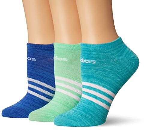 74246279648d6b Adidas Women's Superlite No Show Socks (Pack of 6) | Sports Collectibles