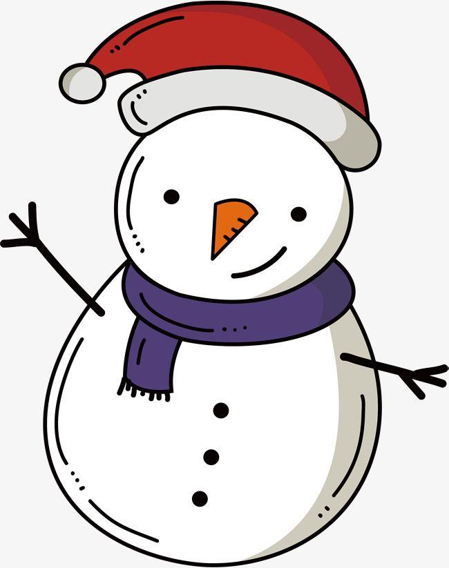 Lovely Cartoon Snowman Cartoon Vector Cartoon Clipart Snowman Clipart Png Transparent Clipart Image And Psd File For Free Download Snowman Cartoon Cartoon Clip Art Christmas Sketch