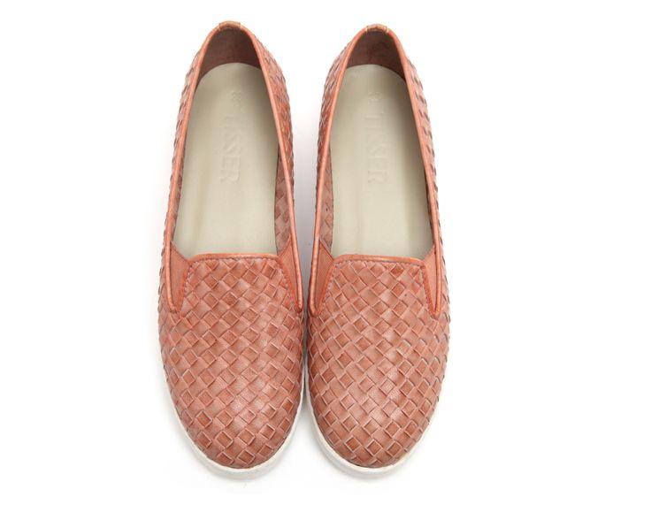 Modello Brodo - 40 EU - Cuero Italiano Hecho A Mano Hombre Piel Marrón Zapatos Vestir Oxfords - Cuero Cuero Pintado a Mano - Encaje LuTGC
