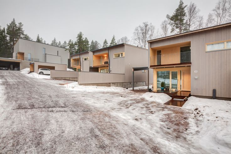 My house in Espoo, Finland