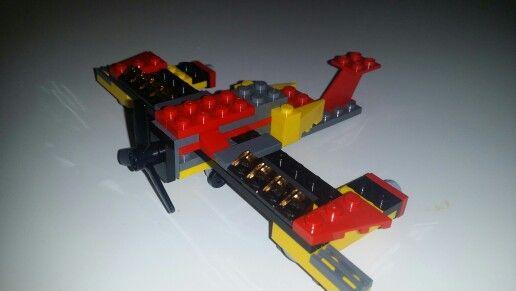 Plane.  #lego #lego15min