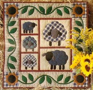 sheep quilt pattern Quilts Pinterest Quilt Kits ...
