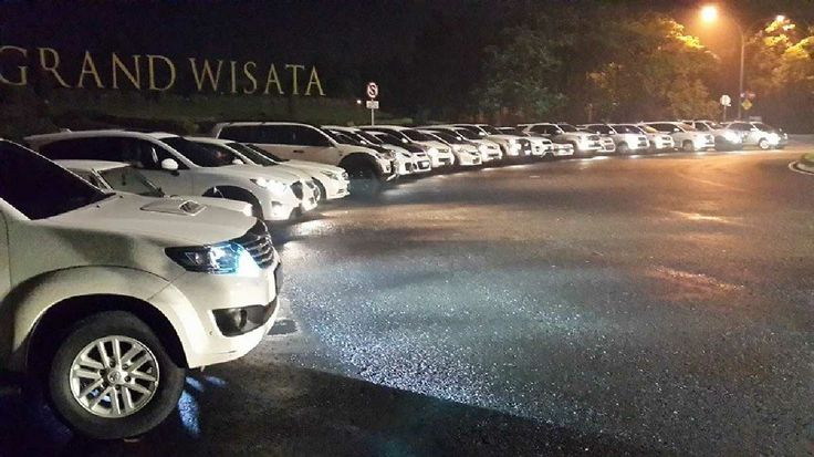 White Car Indonesia : Dari Kopdar Perdana Sampai Peresmian Sekretariat #BosMobil