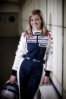 Susie Wolf is Williams F1's New Development Driver