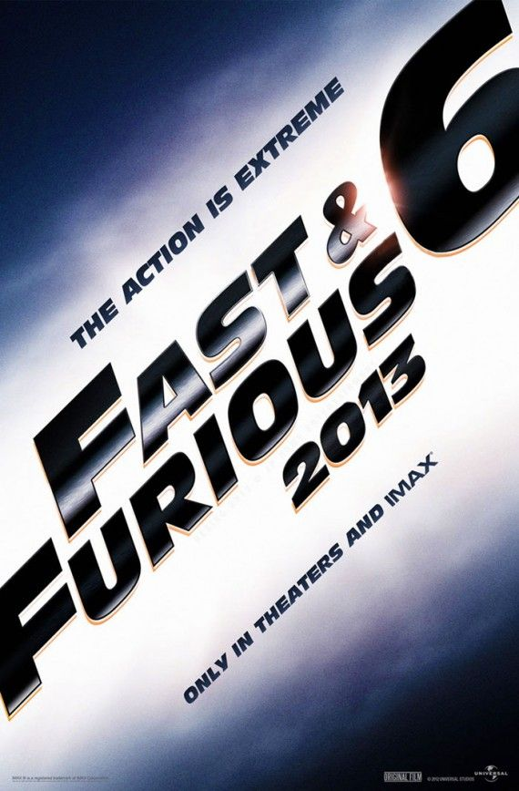 The Fast and the Furious 6 Movie Release Date : 24th May 2013, Genre : Action , Adventure , Crime, Director: Justin Lin, Producer: Clayton Townsend, Cinematography by: Stephen F. Windon