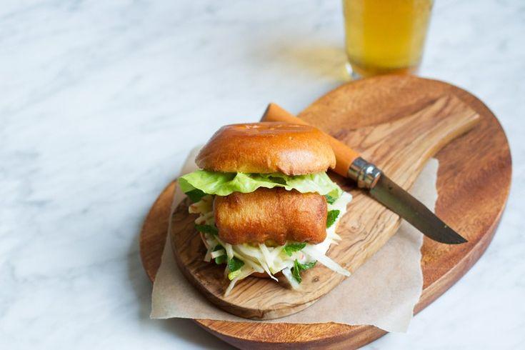 Fileto O 'Fish Shop Burger    http% 3A // saltandwind.com / yemek tarifleri / ders / sandviç