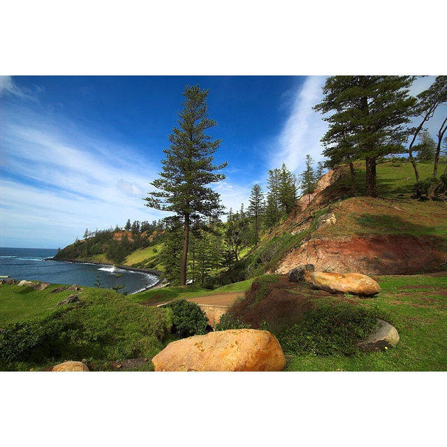 how to call norfolk island from australia