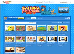 A Galinha Pintadinha é um DVD de músicas infantis cujos vídeos no Youtube estão entre os mais vistos no Brasil. Seu canal no Youtube possui mais de 170 MILHÕES de visualizações no vídeos publicados, e além do DVD Galinha Pintadinha 2, foram lançados o CD e o bichinho de pelúcia da Galinha Pintadinha.