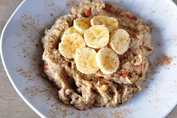 Amaranth Buchweizen Hirse Frühstücksbrei Glutenfrei