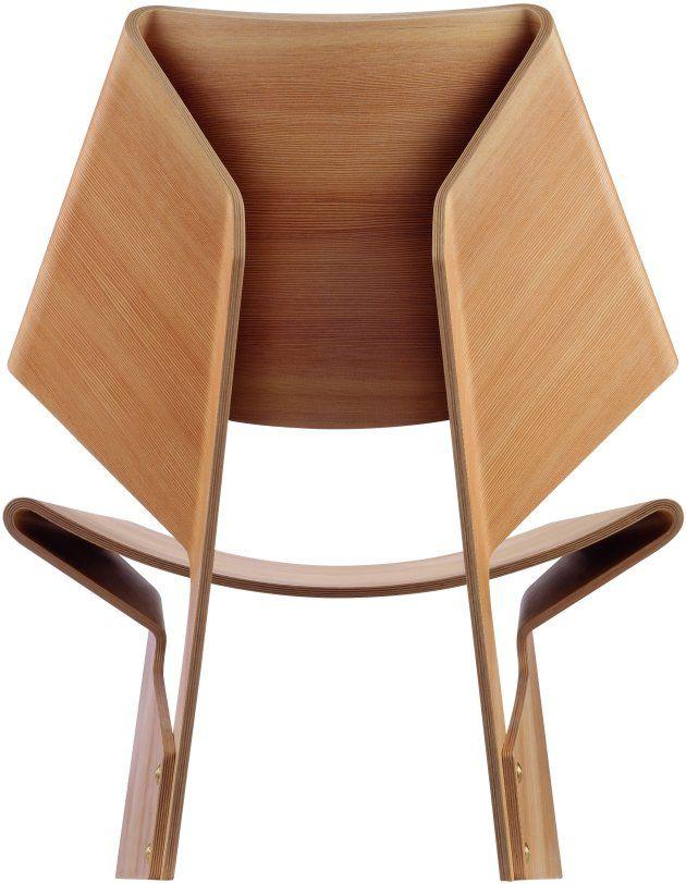 Modern Furniture // Plywood Chair