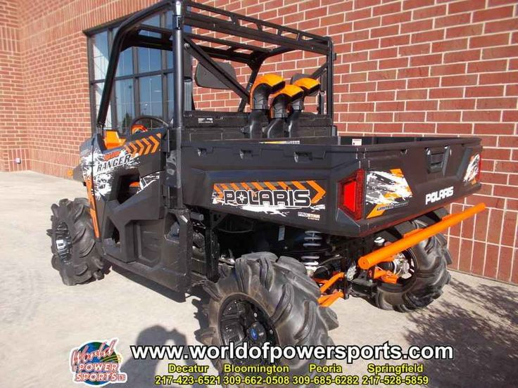 New 2016 Polaris RANGER RANGER 900 XP EPS HIGH LIFTER ATVs For Sale in Illinois. 2016 Polaris RANGER RANGER 900 XP EPS HIGH LIFTER, New 2016 POLARIS RANGER 900 XP EPS HIGH LIFTER UTV owned by our Decatur store and located in SPRINGFIELD. Give our sales team a call today - or fill out the contact form below.