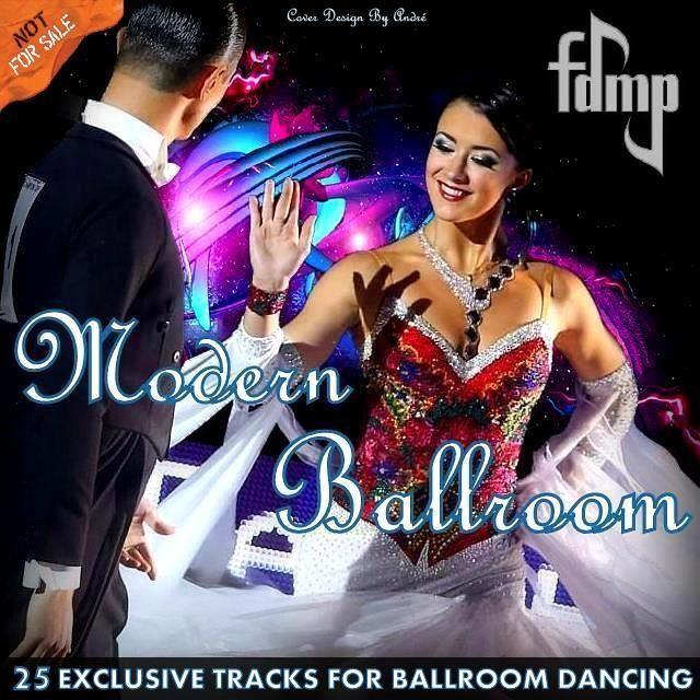 """Для тех, кто любит бальные танцы, музыка является одной из основных причин, по которой мы с таким восхищением относимся к ним. Хорошая музыка играет далеко не последнюю роль в танцевальном искусстве.  Альбом """"Modern Ballroom"""" от проекта Free Dance Music Project - музыка для стандартной программы бальных танцев."""