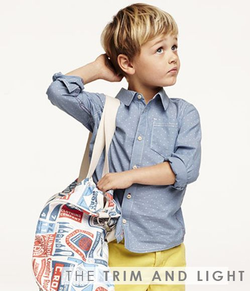 boys hairstyle, the trim and light from hellobee - adorable...is this the one? seeking input...