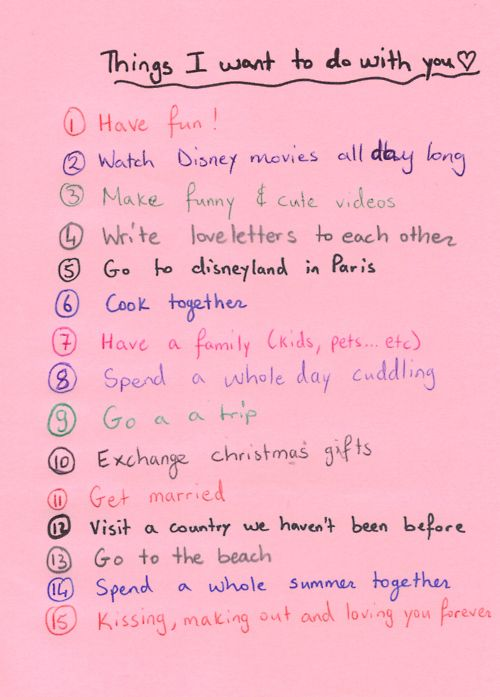lol! this can go to my future husband! perfect list!