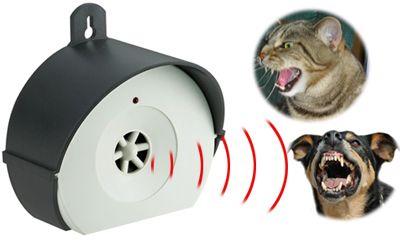 Repousse chiens et chats a ultrasons