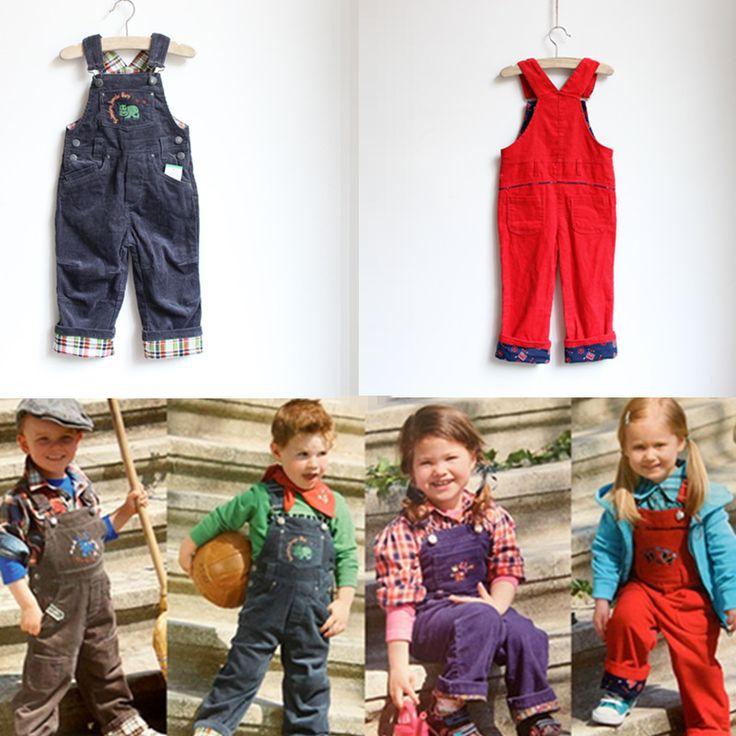 Рзэ доставка-розничная papagino дети / детей / девочки / мальчики вельветовые брюки, Дети детский комбинезон, Комбинезоны брюки ( MOQ : 1 шт. )