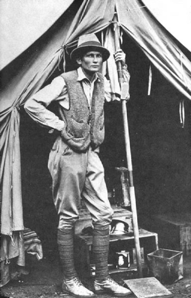 """Hiram Bingham, """"The real Indiana Jones"""" - Retronaut """"His book Lost City of the Incas became a bestseller upon its publication in 1948. Bingham has been cited as one possible basis for the """"Indiana Jones"""" character"""""""
