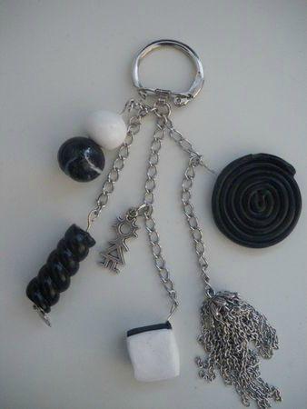 DIY : Un bijou de sac/porte clé gourmand en pate Fimo!