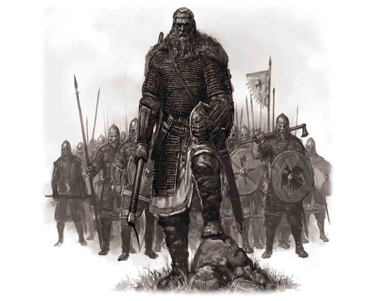 Тату и картинки древних воинов