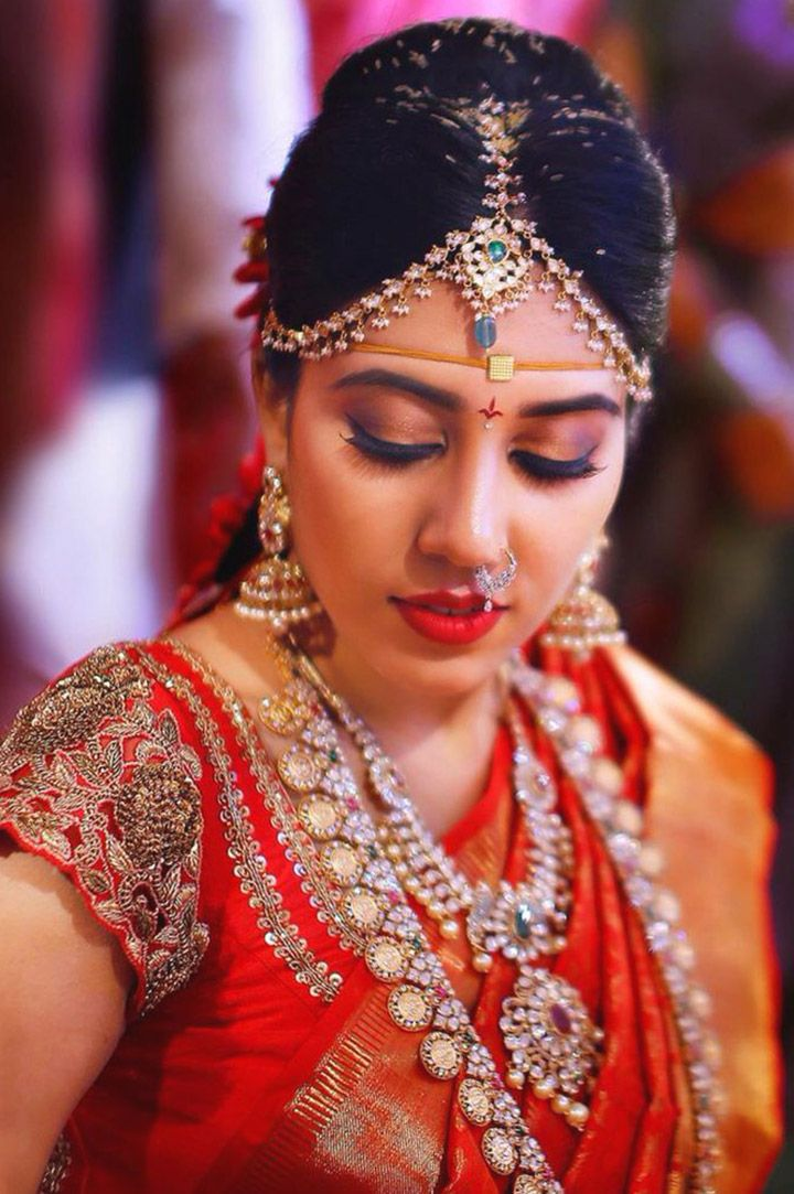South Indian Bridal Makeup 30 Bridal Makeup Ideas
