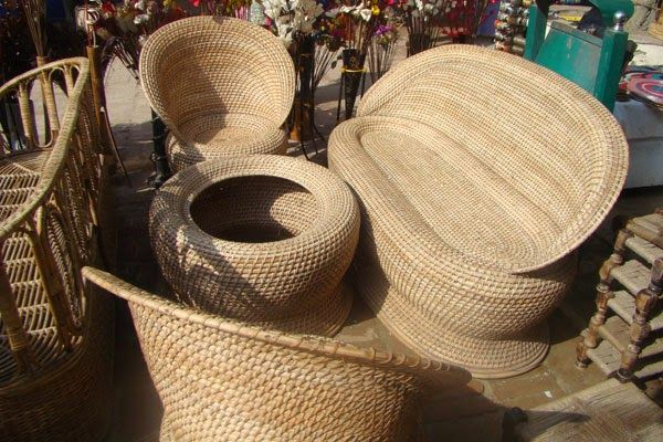 Handicrafts of India: Cane / Bamboo crafts of Assam