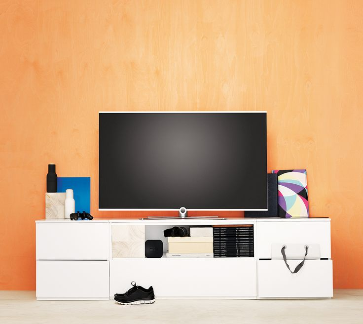 Lundia Fuuga fits well with your TV.