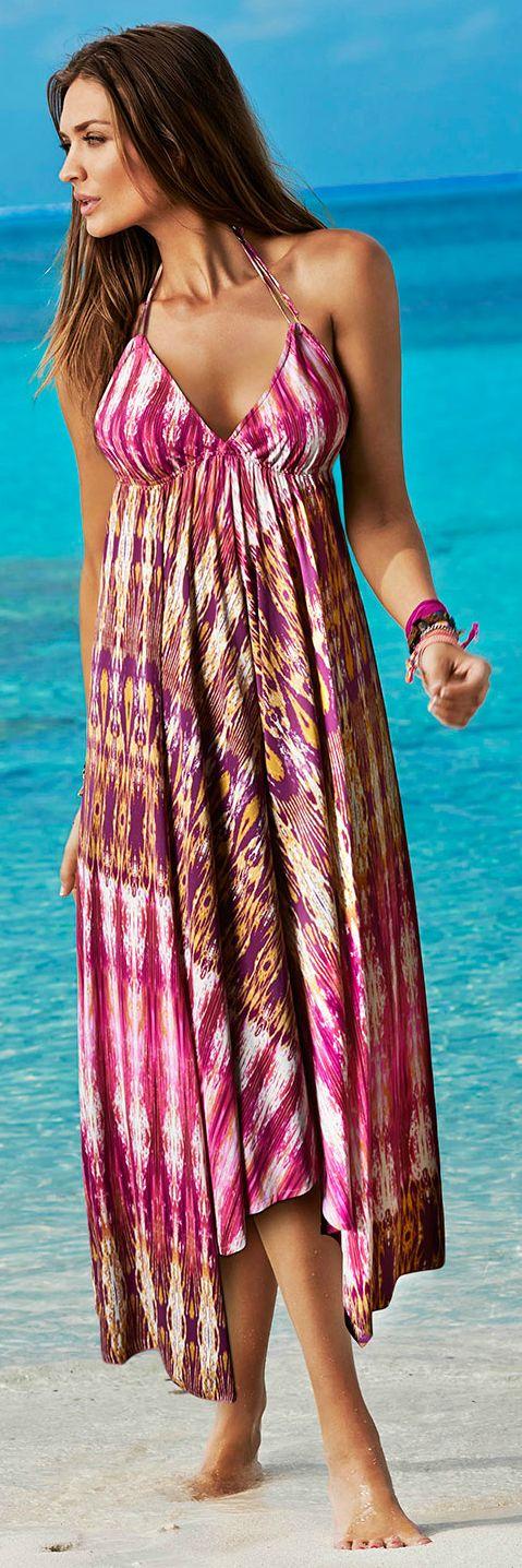 Miss M's Girls Trip    Bohemian Dress - Pily Q Swimwear   ~LadyLuxury~