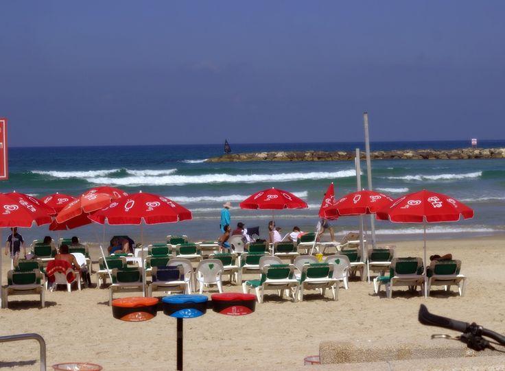 Tel Aviv beach May 2016