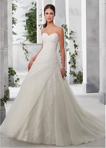 Bridal Dress - Unique Rustic Wedding Invitations.com