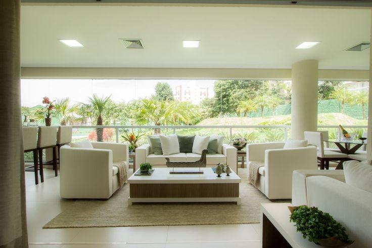 Apartamento Decorado 160m² - Cyrela #quitetefaria