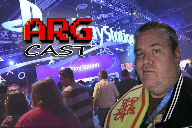 ARGcast Mini #4: Experiencing PSX 2017 with Robert Workman