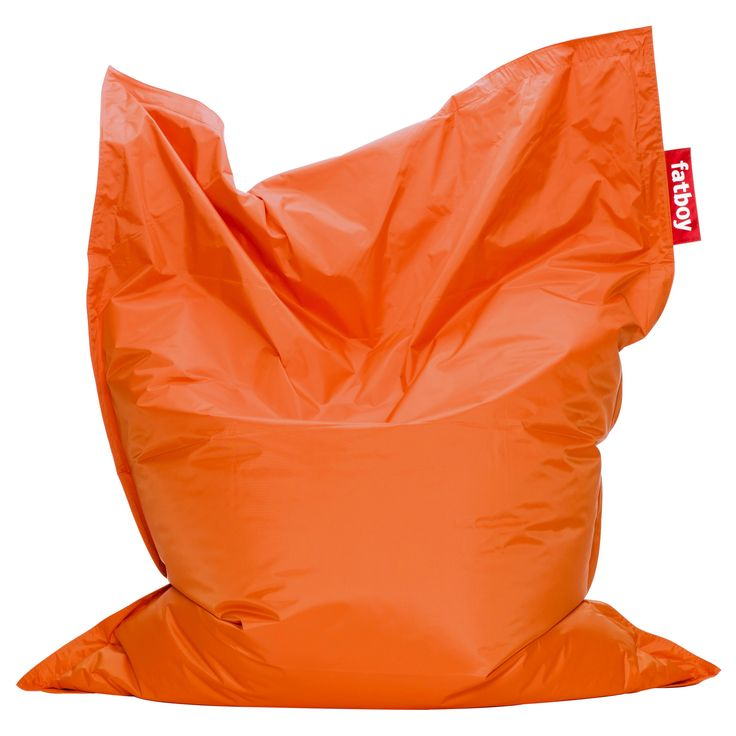 Have to have it. Fatboy Original 6-Foot Extra Large Bean Bag Chair - $219 @hayneedle