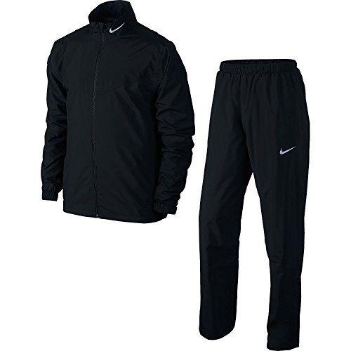 NIKE Nike Mens Nike Mens Storm Fit Rainsuit Waterproof Jacket & Trouser Set. #nike #cloth #