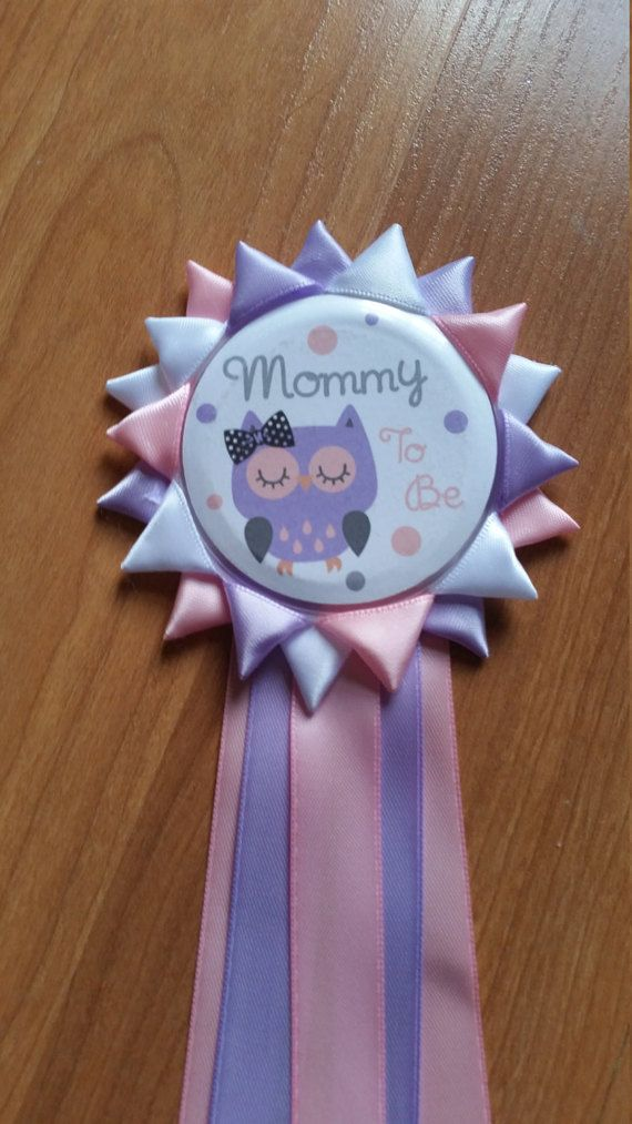 Owl Mommy to Be PIn Mommy to be pin by ReginesPartyBoutique
