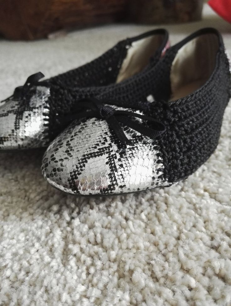 Ballet Flat Slipper Custom Shoes Glossy Shine Flats Wedding Shoes by elvihandmade on Etsy