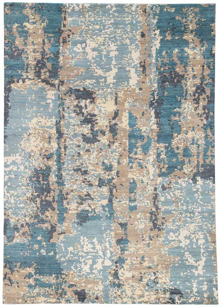 Blue Rug Texture
