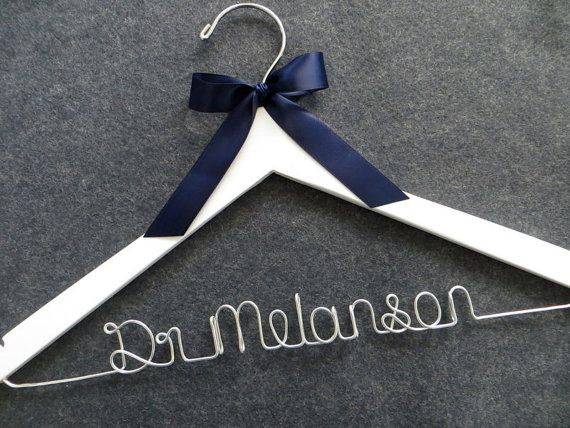 Doctor Hanger, Personalized Doctor Hanger, Doctor Graduation Gift, White Coat…
