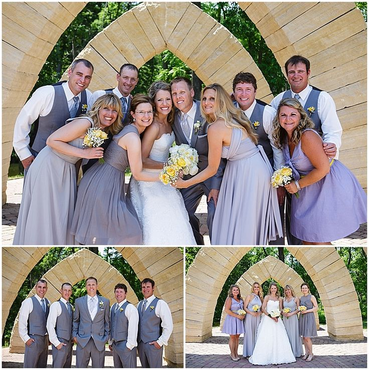 58 best {Weddings} Bridal Party Portraits images on Pinterest ...